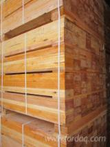 Wood New Spruce Picea Abies - Whitewood Demands - Semi Assembled Pallets, New