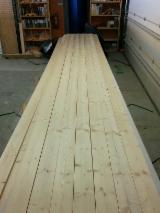 供应 爱沙尼亚 - 云杉-白色木材