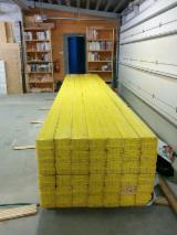 Fichte  - Weißholz, Außenverschalung