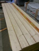 Sprzedaż Hurtowa Elewacji Z Drewna - Drewniane Panele Ścienne I Profile - Świerk - Whitewood, Siding Zewnętrzny