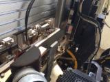 Sander milling machine for wooden elements