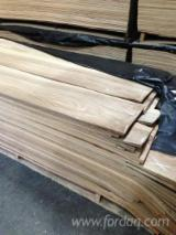 Sliced Veneer - Natural Veneer, Walnut (European), Flader si semi flader