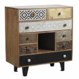 France Bedroom Furniture - Design, mango, Chests, 1 pieces Spot - 1 time