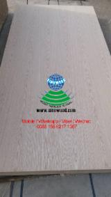 Engineered Panels China - EV (Engineered Veneer) Ash MDF with Cheap Price