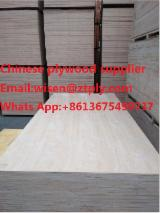 Plywood - CE;Carb;FSC commercial plywood, cabinet grade, construction grade, furniture grade