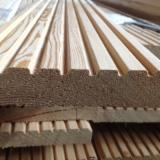 Mouldings - Profiled Timber For Sale Italy - Siberian Larch, Linings