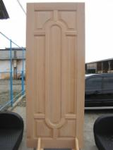 Doors, Windows, Stairs Spruce Picea Abies - Whitewood - Wooden Doors