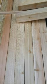 Mouldings - Profiled Timber - Siberian Larch, Profiled Scantlings, Russia