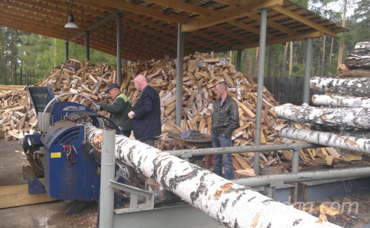 Tajfun Firewood Processor RCA 380 E