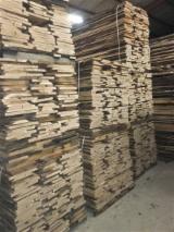 France Unedged Timber - Boules - Oak (European), Loose, France