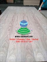 C/C Black Walnut Veneered Plywood with cheap price