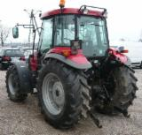 Forest & Harvesting Equipment - CASE IH JX 95 4WD version with cab, year 2012. Farm tractor