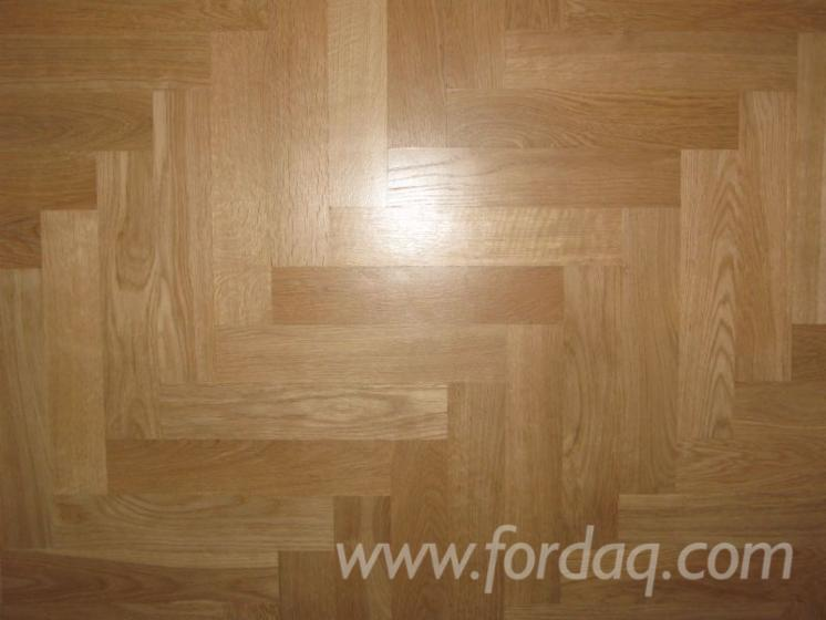 Oak T&G Parquet  22 x 70 x 400 mm