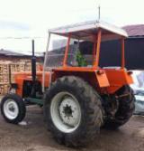 Oprema Za Šumu I Žetvu Poljoprivredni Traktor - Poljoprivredni Traktor FIAT Polovna Rumunija