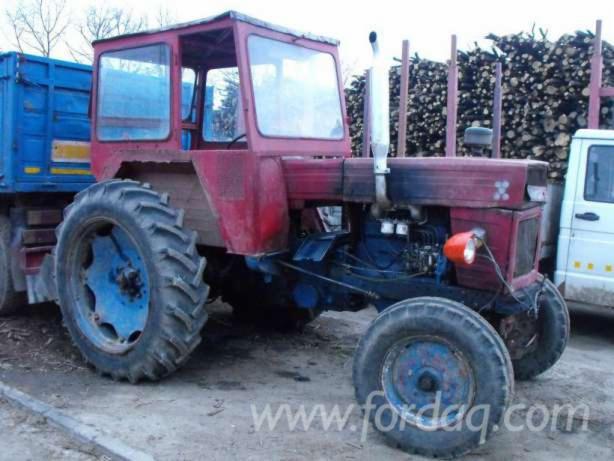 Vend-Tracteur-Forestier----Occasion