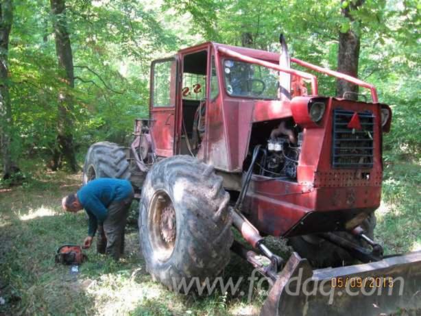 Gebraucht----Forstschlepper-in
