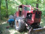 Romania Forest & Harvesting Equipment - Used -- Forest Tractor in Romania