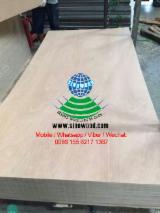 1220*2440 combi core pencil cedar plywood for Saudi Arabia