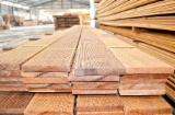 Anti-Slip Decking  Exterior Decking - Merbau (Intsia Bijuga/Kwila) Decking for Sale