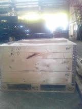 Pallets – Packaging - Crates, New