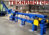 Macchine Lavorazione Legno - Cippatrice stazionaria a tamburo (rullo) - SKORPION 350 EB