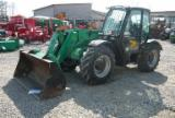 Used JCB 531-70 2008 Low Loader in Poland