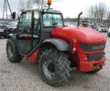 Used MANITOU MLT 627 Turbo Compact 2012 Low Loader in Poland