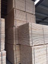 Belarus Hardwood Logs - Sawn timber - different species (Beams , boards)