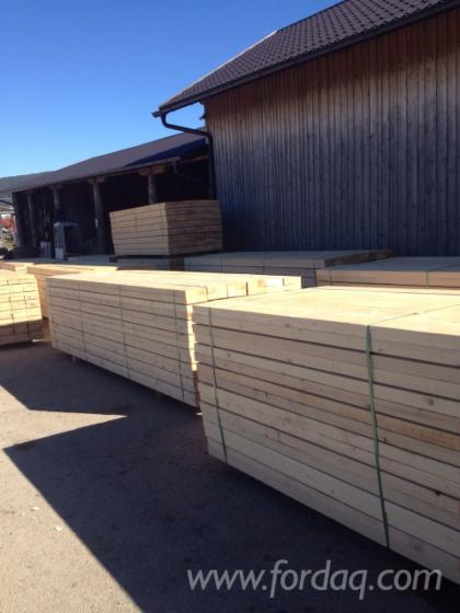 Spruce lumber for sale for Decking planks for sale