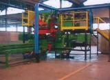 VENEER-PEELING AND CUTTER MACHINES