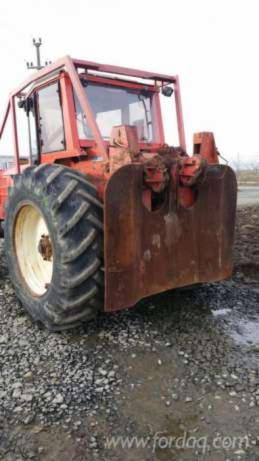 tracteur forestier same