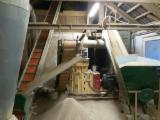 null - Impianti completi per la produzione di pellet di legno granulator CHINA Usato in Polonia