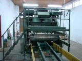 Used VANDERLOO + VECTOR 2010 Pallet Production Line in Poland