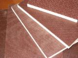 Film Faced Plywood, Anti-Slip Film, Hardwood Core, WBP Glue