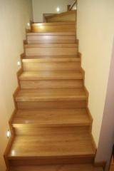 Doors, Windows, Stairs - Oak, ash stairs from Poland