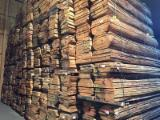 Hardwood  Unedged Timber - Flitches - Boules - Boules, Oak (European)