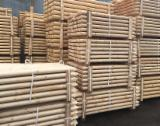 Solid Wood Components - Pine poles