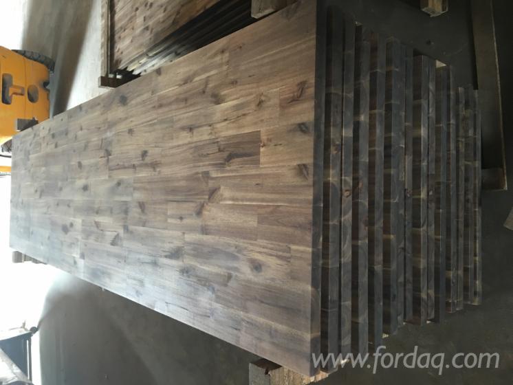 Acacia-wood-Wood-kitchen-bench-top-table