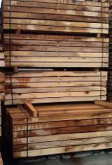 Hardwood Lumber And Sawn Timber - Turkish Oak  Beams from Romania, Bihor