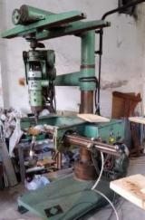 Bäuerle Woodworking Machinery - Used Bäuerle Round Rod Moulder For Sale Romania