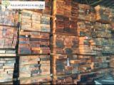Tropical Wood  Sawn Timber - Lumber - Planed Timber - MERBAU SAWN TIMBER/ AD / BARE SAWN /SAP FREE