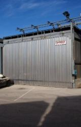 Wood dryer, electric automatic