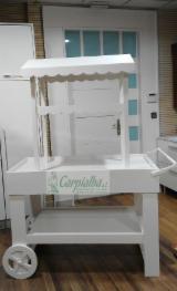 批发庭院家具 - 上Fordaq采购及销售 - 当代的, 50 立方公尺 每个月