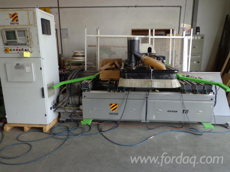 CNC-centros-de-mecanizado-BIESSE-Occasion-1995-ROVER-18-en