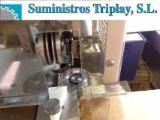 Holzbearbeitungsmaschinen Spanien - Gebraucht 2007 FISHER+RUCKLE OMNIMASTER PLUS Funierzusammensetzmaschine in Spanien
