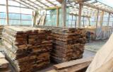 Tvrdo Drvo  Neobrađene Daske - Rezano Drvo - Balvani Za Prodaju - Polusamica, Bukva