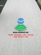null - EV ash veneered mdf, natural ash veneered mdf 1220*2440mm