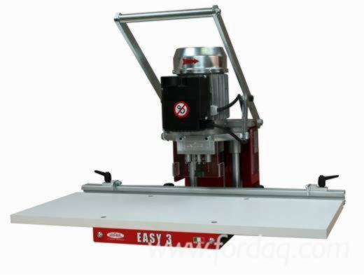 New-UNIHOLZ-EASY-3-Automatic-Drilling-Machine-in