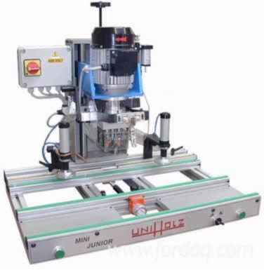 New-UNIHOLZ-MINI-JUNIOR-Automatic-Drilling-Machine-in