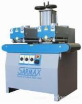 Woodworking Machinery  Supplies Italy New SARMAX  CHEYENNE SP2 60X30 RUSTICATRICE - SPAZZOLATRICE in Italy